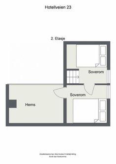 Visning lørdag kl 12 - 13 Pen vertikaldelt hytte med kort vei til skitrekk . Floor Plans, Real Estate, Real Estates, Floor Plan Drawing, House Floor Plans