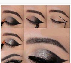 Premium eye look pictorial #eyemakeup #tutorial #howto - bellashoot.com
