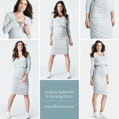 Clever Nursing Dress