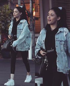 Cute Casual Winter Fashion Outfits For Teen Girl - Wass Sell - Casual Winter Outfits Winter Outfits For Teen Girls, Winter Mode Outfits, Cute Girl Outfits, Summer Girls, Outfits For Teens, Fall Outfits, Work Outfits, Stylish Outfits, Rainy Day Outfit For School