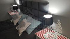 dappi - Galeria - panele tapicerowane, dekoracyjne, ścienne 3d Kitchen Design, Luxury Sofa, Home Interior Design, Table, Furniture, Home Decor, Girls Room Design, Girl Rooms, Beds