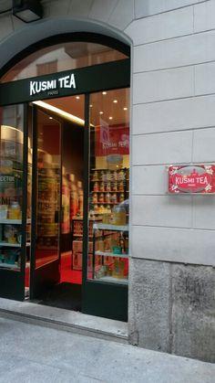 1 maggio 2014 #via Fiori Chiari #Milano #Kusmi Tea