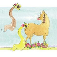 A Wild Horsefeathers' variation on the traditional party game! Designed by Dana's Doodles.