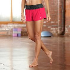 Look every bit as fabulous as you feel in the Womens Road Runner Sports Love Your Look 3 Short