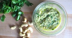 1/2 cup raw cashews,