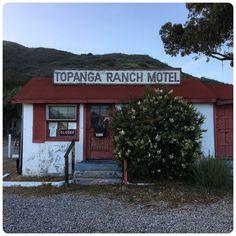 Too bad it's closed! ;-) #Topanga #Motel #PacificCoast #Highway1