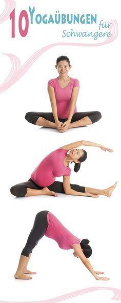 Yoga in der Schwangerschaft gibt Kraft, hilft bei Beschwerden und bereitet auf die Geburt vor.