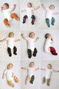 I've written about club feet babies and foot ball pyjamas: Club Foot Casts www.cubitsorganics.com