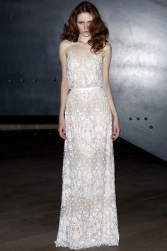 Mira Zwillinger Wedding Dress Collection 2013-2014 | Bridal Musings
