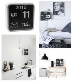 I really like you, Karlsson Little Kitchen, All Things Cute, Flip Clock, Interiores Design, Light Colors, Furniture Decor, Beautiful Homes, Sweet Home, New Homes