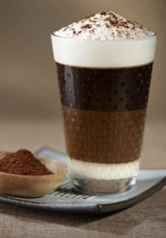 Bonbon Café   This coffee creation is the perfect blend of coffee and dessert, making it the ideal after-dinner drink to serve at your next social gathering!