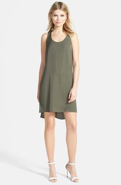 Trouvé Twist Back Dress available at #Nordstrom