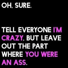 nice Im crazy quotes | Funny Dirty Adult Jokes, Memes & Pictures by  http://www.dezdemonhumor.top/adult-humor/im-crazy-quotes-funny-dirty-adult-jokes-memes-pictures/