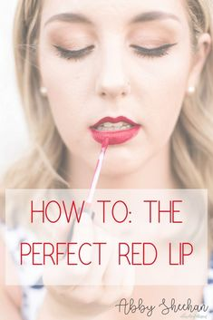 Makeup Ideas 2018 - How to achieve the flawless and classic red lip.every time! Beginner Makeup Kit, Makeup Tutorial For Beginners, Makeup Tutorials, Kylie Lips, Kylie Lip Kit, Makeup Routine, Makeup Hacks, Makeup Ideas, Dark Circles Makeup