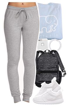 """ivory ella"" by daisym0nste ❤ liked on Polyvore featuring Case-Mate, Victoria's Secret, Forever 21 and NIKE"