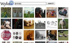 Buscadores de imágenes libres y gratuitas (Lic.Creative Commons)