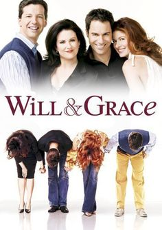 Nothing like a few old episodes of Will and Grace late at night to help you fall asleep happy :)