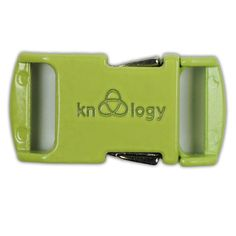 Knottology Nito .5 Buckles - Keylime