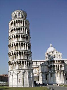Torre de Pissa (Italia)