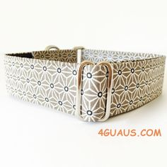 Collar perro Japan Beige (Martingale, Hebilla o Ajustable), Collar martingale, Collar galgo, Martingale dog collar, Greyhound, Beige de 4GUAUS en Etsy