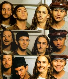 """""""You know what? I felt it was a real honor that people said we were their favorite band. People should know that it meant a lot to me."""" - Eddie Vedder on Pearl Jam. ALSO MIKE McCREADY'S MUSTACHE I CANT"""