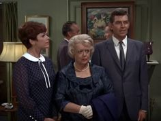 The Andy Griffith Show: Season Episode 5 Aunt Bee's Crowning Glory Oct… Frances Bavier, The Andy Griffith Show, Great Tv Shows, Episode 5, Season 7, Dancers, Comedians, Aunt, Movies And Tv Shows
