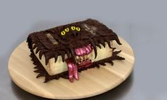 Image result for harry potter monster book cake