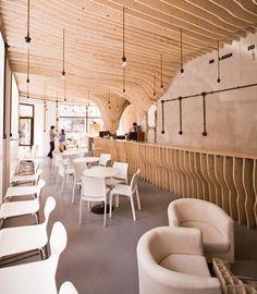 Interior design café