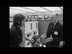 In this ABC news interview in 1974, prolific author Arthur C. Clarke describes how computer technology will evolve, and essentially predicts the Internet.