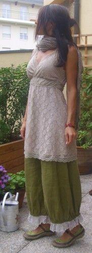 crations bijoux crochet couture esprit bohme et romantique