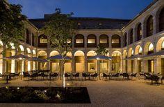 Is it a Dream? No, It's a Parador, a Spanish Castle Hotel