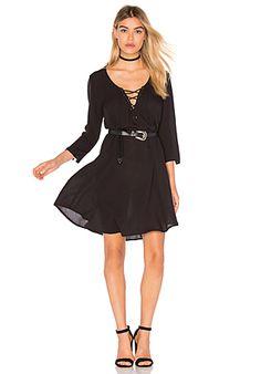 LA Made Dashka Dress in Black | REVOLVE