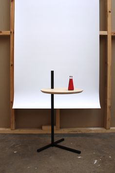 Tomás Alonso Design Studio - Side table for an apple (#2)