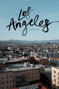 LA Shopping & Food Guide