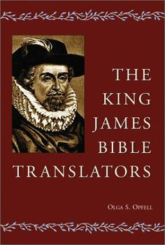 The King James Bible Translators by Olga S. Opfell,http://www.amazon.com/dp/0786411570/ref=cm_sw_r_pi_dp_D4OPsb14JZT26HF6
