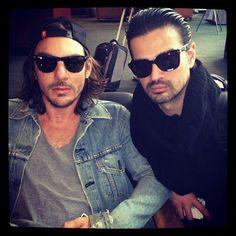 Shannon & Tomo.