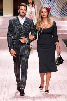 1f3d31147b Dolce   Gabbana ready-to-wear spring summer 2019 - Vogue Australia Moda