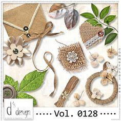 Vol. 0128 - Natural Mix by Doudou's Design