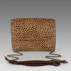 Paul Smith Bags - Racey Leopard Print Bag - limited edition