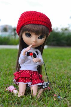Gyselle, pullip doll