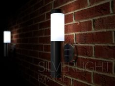 Canterbury Solar Wall Light, Night Solar Lights