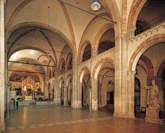 Trovo spettacolare il complesso di Sant'Ambrogio.