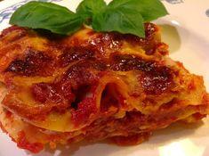 Toinen Jalka Italiassa: La la la lasagnea!