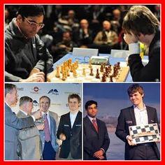EL Chusmarino Amarillo: Anand-Carlsen, 10 claves para un match- primera pa...