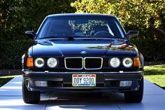 image of E32 BMW 750iL images 01 750x500