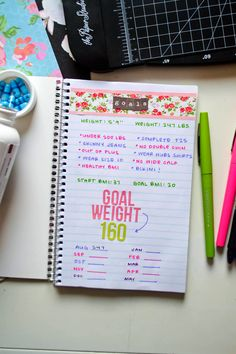 """Program Weight Loss - Weight Loss and Food Diary Notebook For starters, the E Factor Diet is an online weight-loss program. The ingredients include """"simple real foods"""" found at local grocery stores. Weight Loss Journal, Weight Loss Goals, Fast Weight Loss, Weight Loss Program, Healthy Weight Loss, Fat Fast, Weight Loss Binder, Healthy Food, Healthy Recipes"""