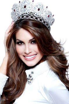 Gabriela Isler, Miss Venezuela 2012, Miss Universo 2013.  Foto: Organización Miss Universo