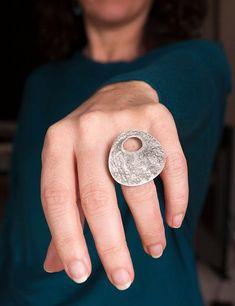 Anello di argento