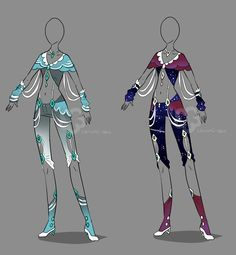 fantasy clockmaker outfit uniform drawing - Google Search