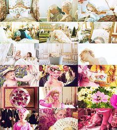 Marie Antoinette (2006) | dir. Sophia Coppola | cinematography Lance Acord